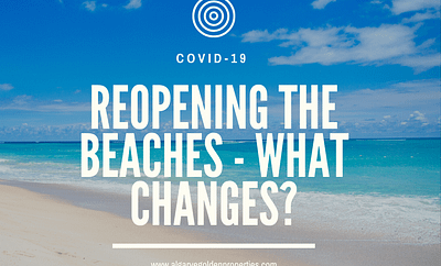 Beaches will open on the 6th June – what changes?