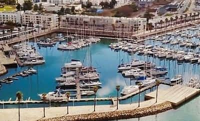 Marina Lagos, a beautiful sight