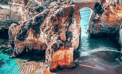 Praia da Batata in Lagos, Algarve